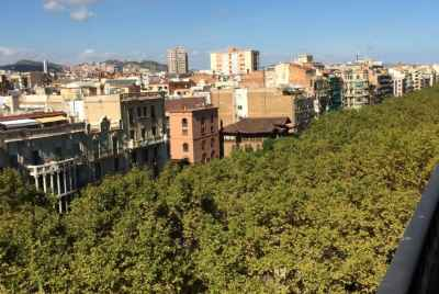 Уютная квартира на одной из центрельных улиц Барселоны